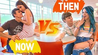 High School Relationships NOW vs THEN!! Back to School 2017! Video