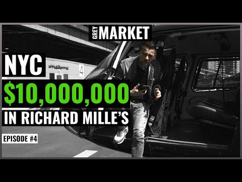 GREY MARKET #4: Shopping $10M in Richard Mille's at Avi & Co.