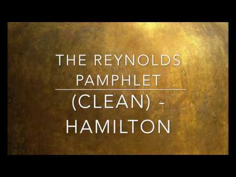 The Reynolds Pamphlet (clean) Hamilton