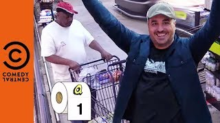 Impractical Jokers | The Toilet Roll Free Throw Championship