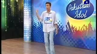Pakistan Idol audition - Faisal Aftab