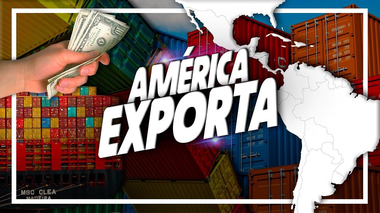 ¿Cuál es el PRODUCTO que MÁS EXPORTA CADA PAÍS de América Latina?