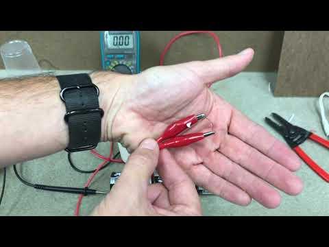 DIY Nichrome Wire for Melting Stuff