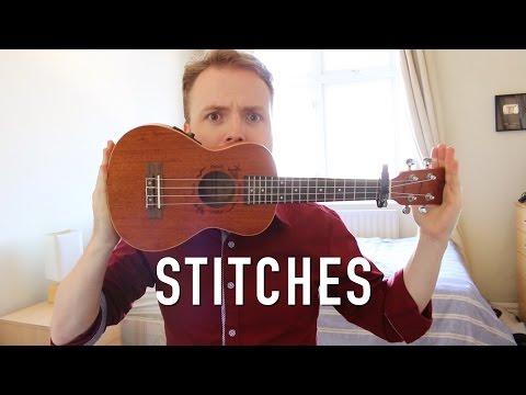 Stitches - Shawn Mendes (Ukulele Tutorial)