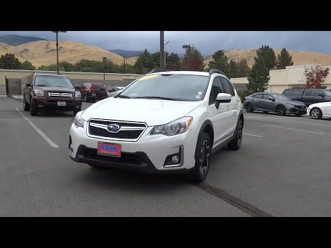 2017 Subaru Crosstrek Reno, Sparks, Lake Tahoe, Mammoth, Northern Nevada PS1952