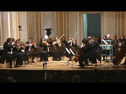 CONCERTO MÁLAGA LIVE GP Telemann - Suite Burlesca del Quijote - El sueño de don Quijote - Vivace