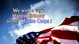 Happy 243rd Birthday Marine Corps Wishes