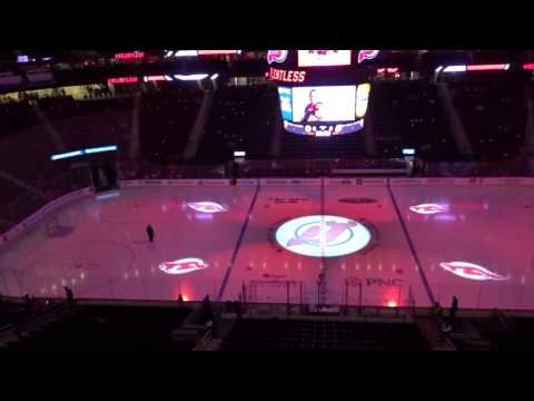 Prudential Center - New Jersey Devils - 2016
