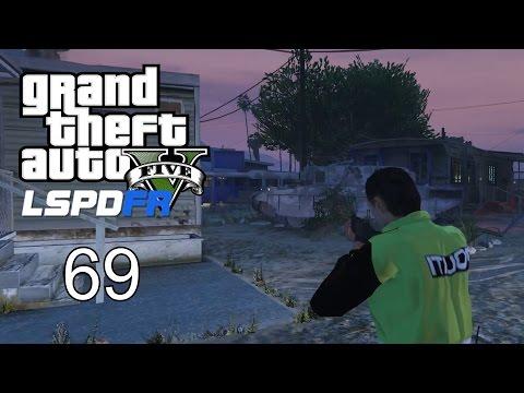 GTA 5 - LSPDFR - Episode 69 - Stjålet fra militæret!