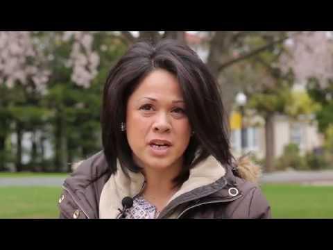 School of Adult and Graduate Education: Amy Dawson