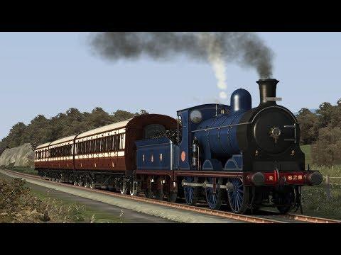 Train Simulator 2019: Off To Coniston With 828