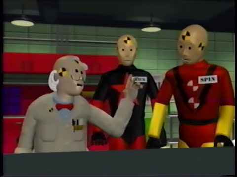 The Incredible Crash Dummies c1993 Fox Kids Special