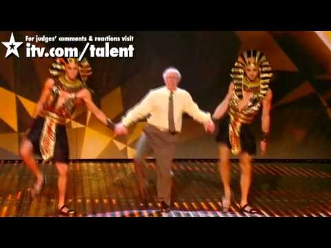 Steven Hall - Britains Got Talent Live Semi-Final - itv.comtalent - UK Version