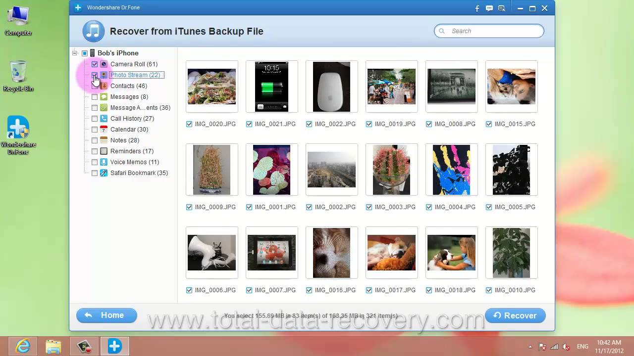 [iPhone Data Recovery] How to Recover Lost Media files from iPhone 4S backup?  iOS 7  YouTube
