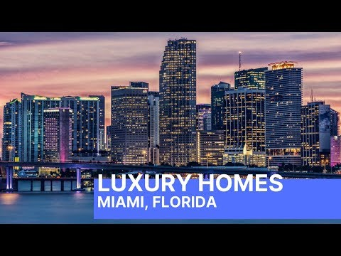 World's Best Luxury Homes: Open House MIAMI FLORIDA