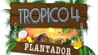 Let's Play Tropico 4 - Plantador DLC - A Man Of The Land