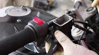 Como arreglar la bomba de freno y no derrame líquido