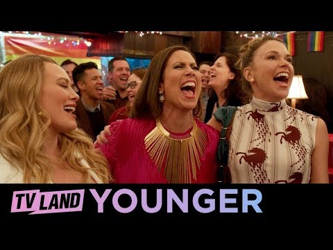 Could Sutton Foster Perform More Musical Numbers in Season 6 of Younger?