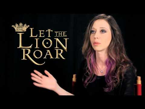 Let The Lion Roar - Kerrie Roberts interview