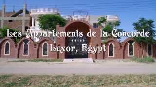 Les Appartements de la Concorde Луксор, Египет(Отель Les Appartements de la Concorde Луксор, Египет Комплекс апартаментов Les Appartements de la Concorde расположен в Луксоре, всего..., 2015-09-19T09:23:37.000Z)