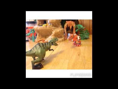 Tyrannosaurus Rex VS Nanotyrannus (Albertosaurus)