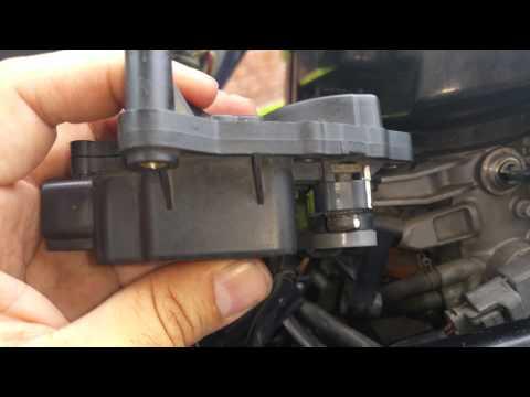 2005 Suzuki GSXR 750 Part 2 C28 Code STVA Fix