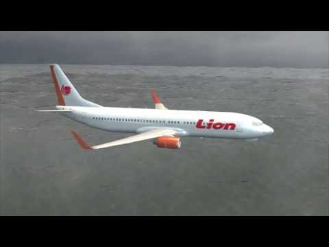 Bali 737 crash possibly caused by downdraft