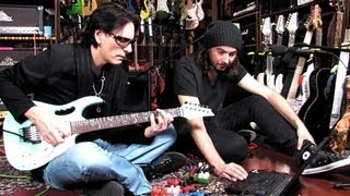 "Steve Vai - TonePrint for Hall Of Fame Reverb: ""Ocean Machine"""