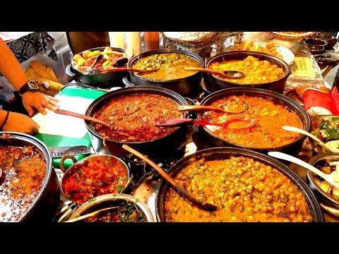 World Cuisine in London, Street Food in London, Brick Lane Food, Borough Market Food