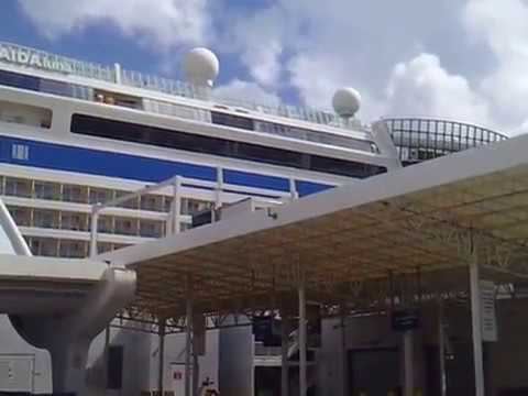 Cruise Port of Miami