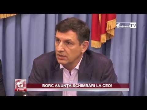 BORC ANUNTA SCHIMBARI LA CEO