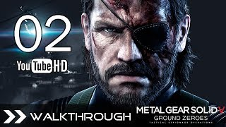 Metal Gear Solid 5 Ground Zeroes Walkthrough Gameplay - Part 2 (Locate Paz) HD 1080p No Commentary