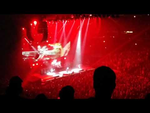 "BLACK SABBATH at the United Center, finale, ""The End tour"", Fri January 22nd, 2016"