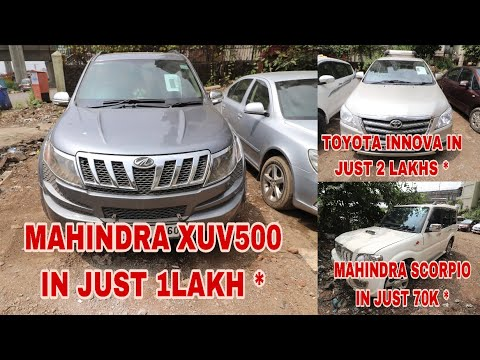 Dabangg Scorpio In 70,000 | Toyota Innova In 2L | XUV500 In 1L | Fahad Munshi