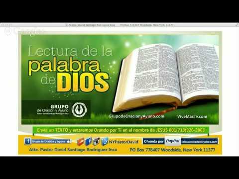 Exodo Capitulo 16, 17 y 18 / Marcos...