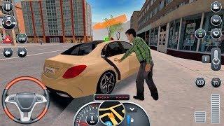 Taxi Sim 2016 #5 - Android IOS gameplay walkthrough