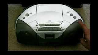 How to easily transfer convert cassette tape to cd compact disk in windows 7