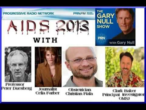 AIDS TRUTH 2013 Gary Null Exposes The Truth About The HIV=AIDS Lies