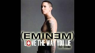 Eminem feat. Rihanna - Love The Way You Lie (Rock Remix)