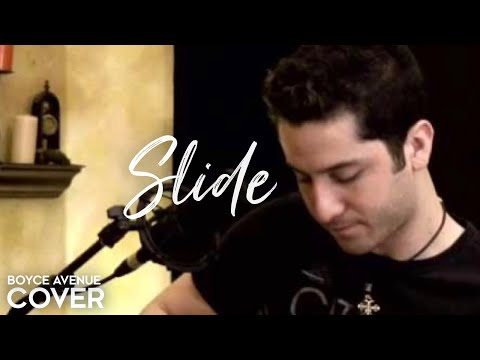 Slide - Goo Goo Dolls (Boyce Avenue acoustic cover) on Spotify & Apple