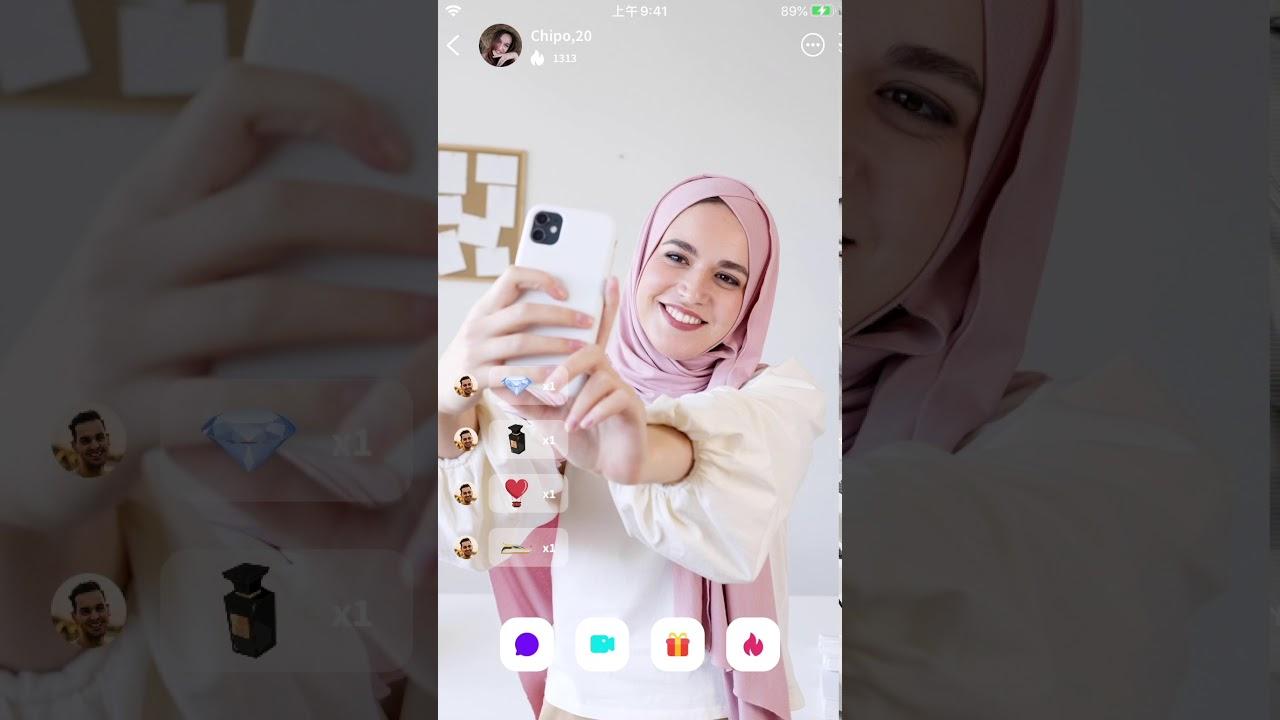 Cherry - Random video chat - YouTube