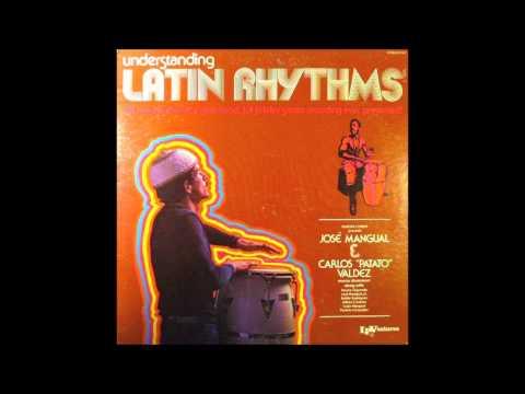 José Mangual & Carlos Patato Valdez - Masacote (1974) [Latin Percussion Ventures]