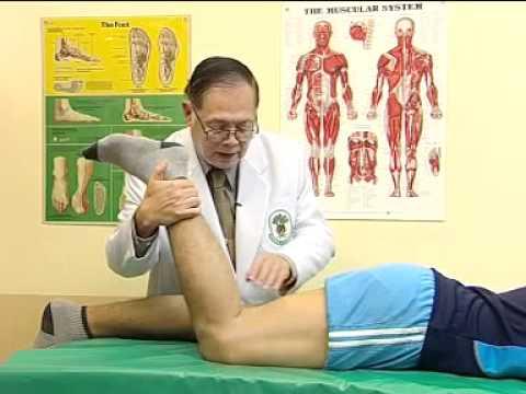 09 รู้เท่าทันอาการบาดเจ็บ กล้ามเนื้อต้นขาด้านหลัง