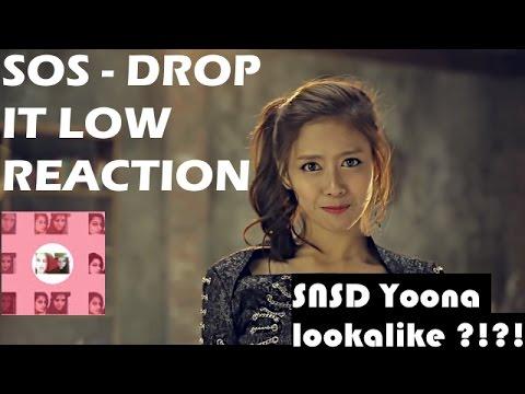 SOS - Drop it low Reaction [ Low key Likes it !! ]