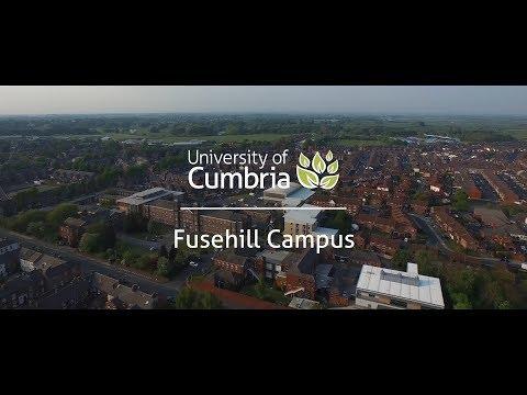 University Of Cumbria - Fusehill Street Campus