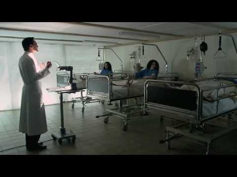 The Human Centipede (First Sequence) (2009) [Official HD Movie Trailer] ~720p~