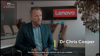 What our community is saying – Lenovo talks about GITEX 2020