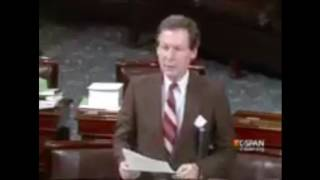 October 9, 1986: Sen. Mitch McConnell (R-KY)