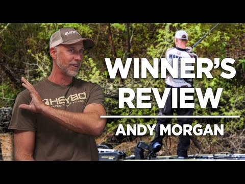 """Stage Four Champ Andy Morgan Defeats """"Home-Lake Jinx"""" 