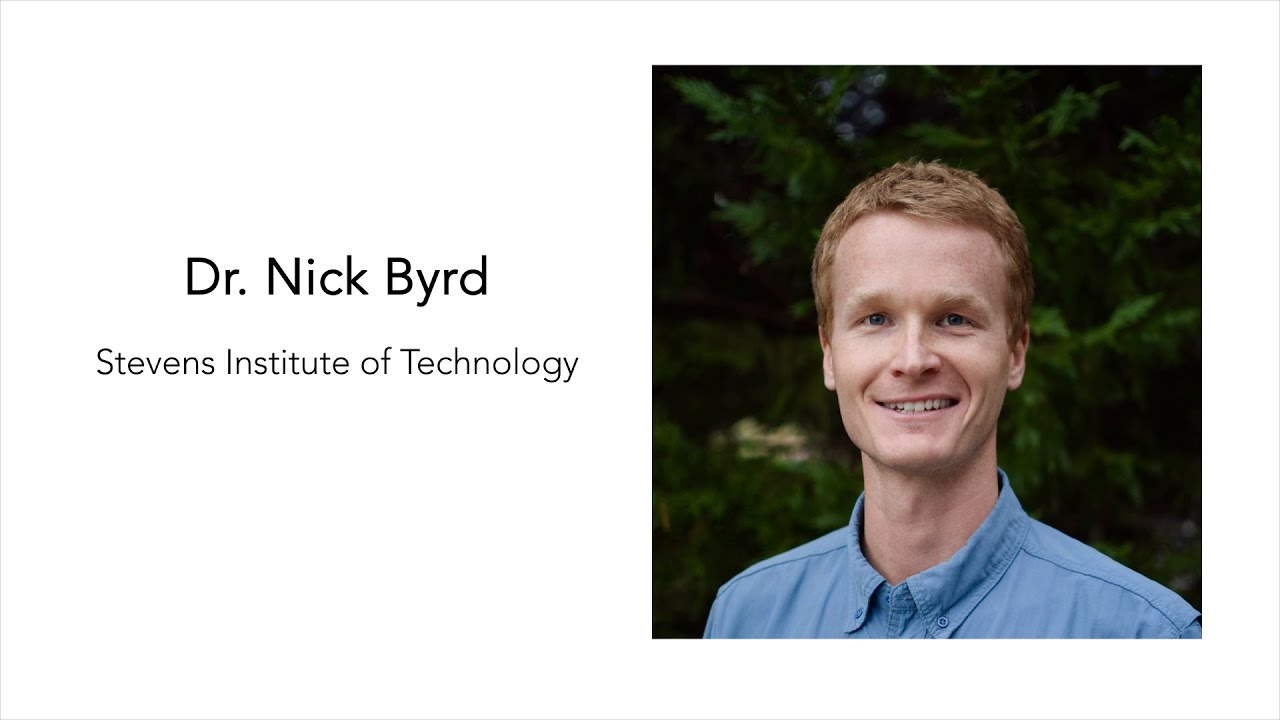 Episode 5 - Nick Byrd - Reflection and Well-being during the Pandemic